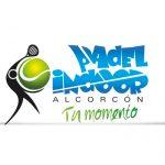 LOGO DE PADEL INDOOR ALCORCON CON 4 PISTAS INDOOR CLIMATIZADAS